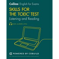 TOEIC Listening and Reading Skills: TOEIC 750+ (B1+) (Collins English for the TOEIC Test)