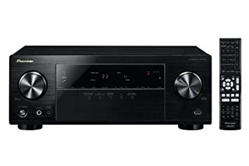 Pioneer VSX-424-K - Receptor A/V (4K pass through, USB frontal, compatible 3D), negro: Amazon.es: Electrónica