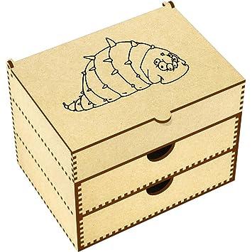 Alien Slug Vanity Case Makeup Box Vc00006754 Amazoncouk