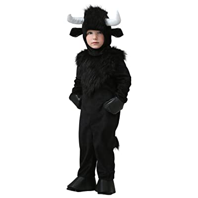 Toddler Bull Costume: Clothing