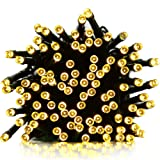 Amazon Price History for:ApexPower Solar Fairy Outdoor Christmas String Lights 200led 72ft 8 modes for Patio, Lawn, Landscape, Fairy Garden, Home, Wedding, Holiday, Christmas Party, Xmas Tree, St.Patrick's Day (Warm White)