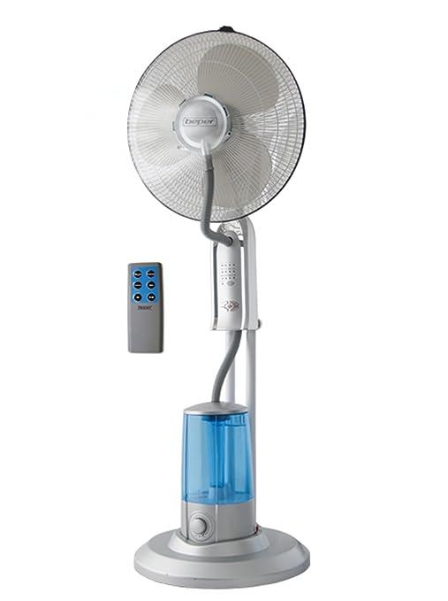 Beper 70.210 Ventilador con NEBULIZADOR, 75 W