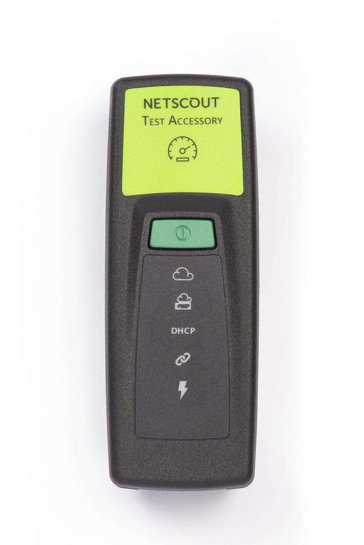 Fiber Tester NETSCOUT ACKG2-LRAT2000 Network Troubleshooting Kit Copper Tester Wi-Fi Tester