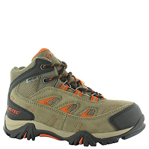 Amazon.com | Hi-Tec Logan Waterproof JR Hiking Boot (Little Kid/Big Kid) |  Hiking Boots