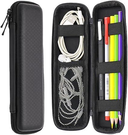 sookoo EVA carcasa rígida lápiz Estuche ejecutivo de soporte para pluma estilográfica, Apple Pencil, Stylus Touch Pen: Amazon.es: Oficina y papelería