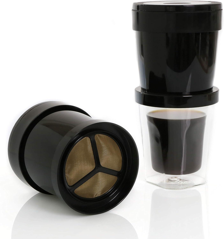 Kaffee Dauerfilter Kaffeefilter Permanentfilter Goldfilter Metallsieb Edelstahl
