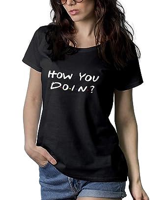 c7e0fef2ac1 Amazon.com: Decrum Womens Friends Shirt - TV Show Merchandise: Clothing