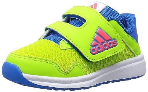 factory authentic 0f1b2 887dc Adidas, Walking Unisex Bimbo, (VerdeRojo  Azul (SelisoRojimp