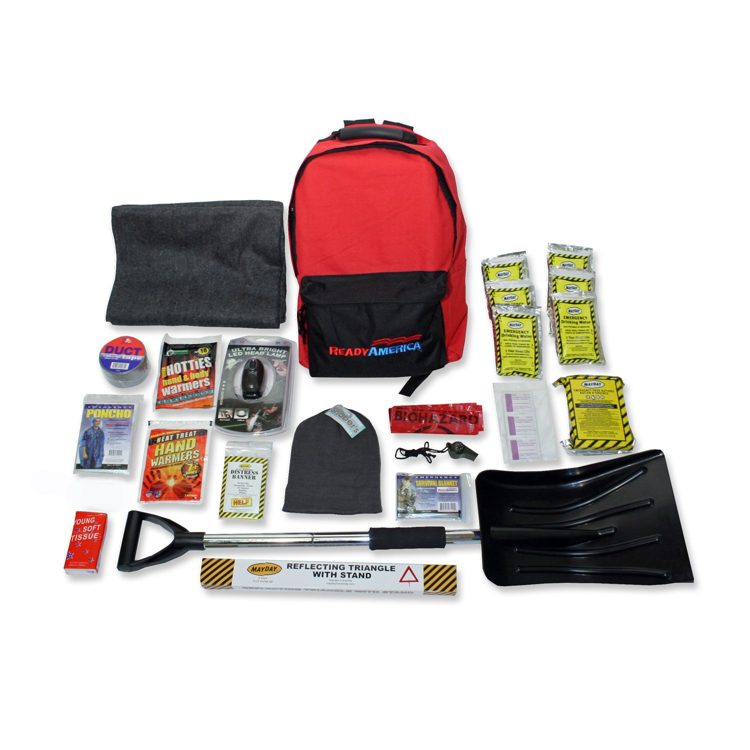 Ready America 70400 Cold Weather Survival Kit for One Person by Ready America