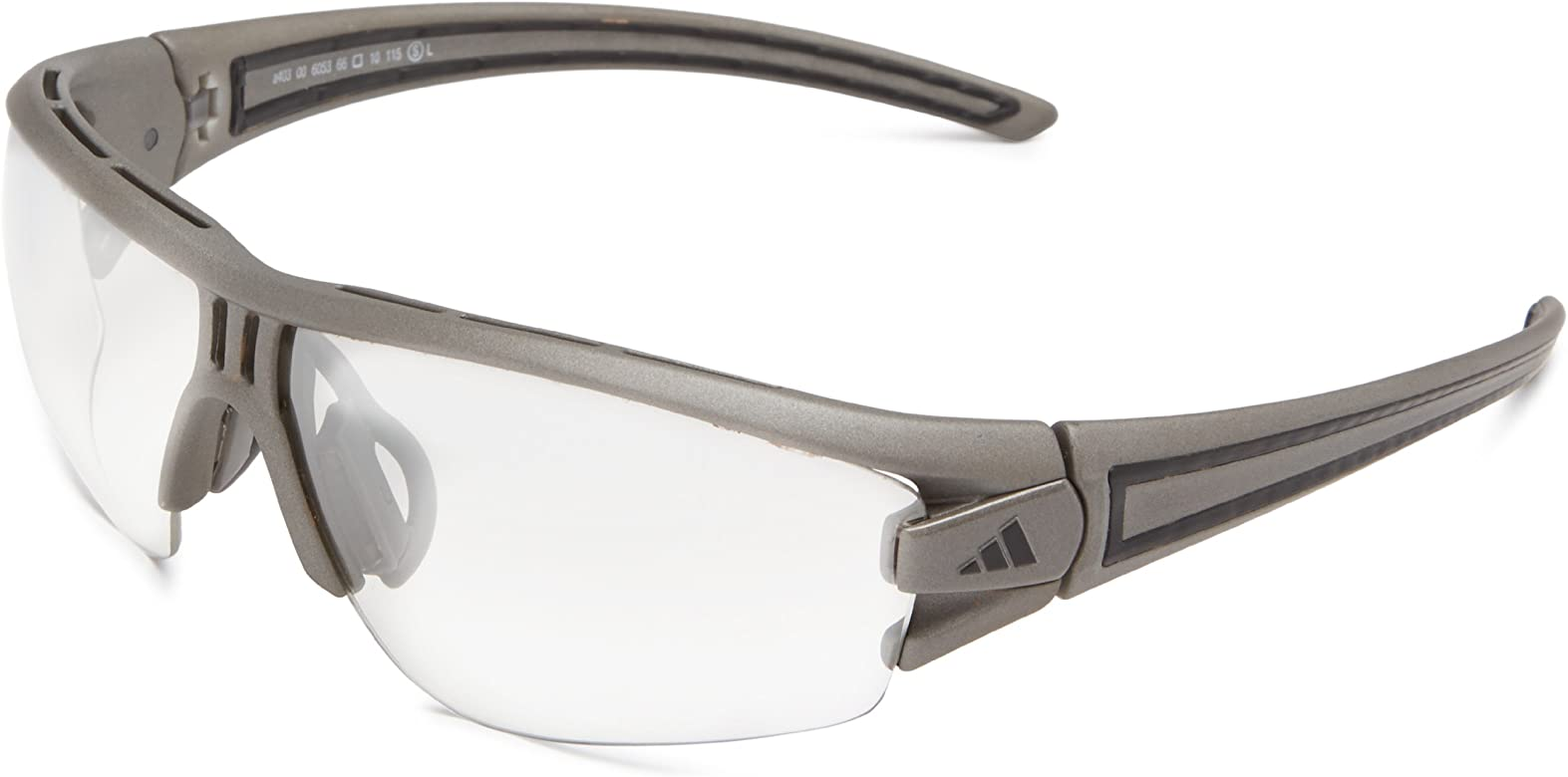 adidas gafas de sol un 403 gris 6053 redondo mal de ojo ...