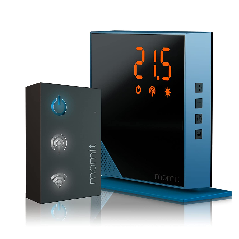 momit Home Thermostat Noir BMHTPV1 Thermostat; BMHTPV1; 0040232892691