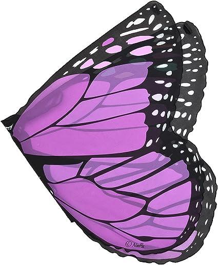 Aquapurple monach life like butterfly wings