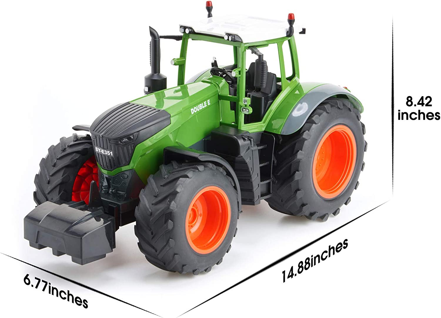 Double Eagle NICE R//C RC FARM WORKING Tractor NEW GREAT REMOTE CONTROL TRUCK!!!