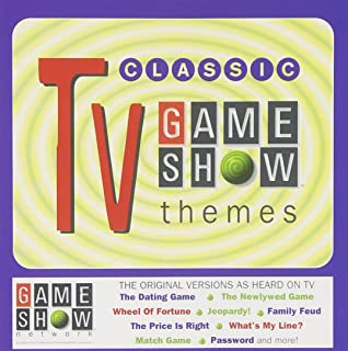 Best of TV Quiz & Game Show Themes: Various Artists: Amazon ca: Music