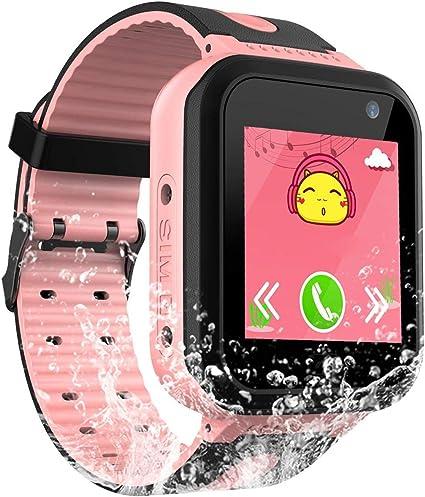 Amazon.com: SZBXD - Reloj inteligente impermeable para niños ...