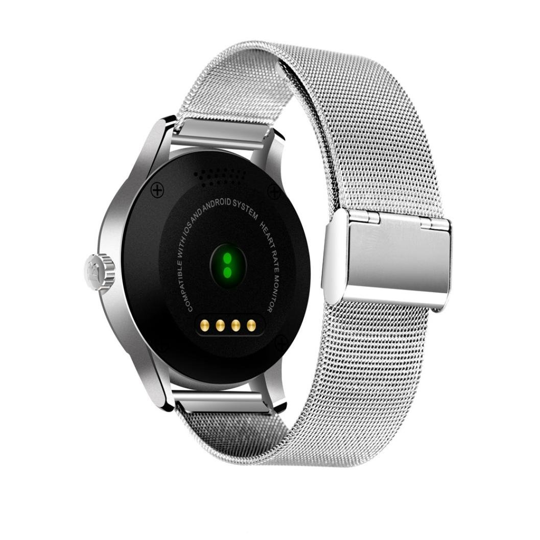 Amazon.com: Kim88 K88H Smart Watch Heart Rate Track ...