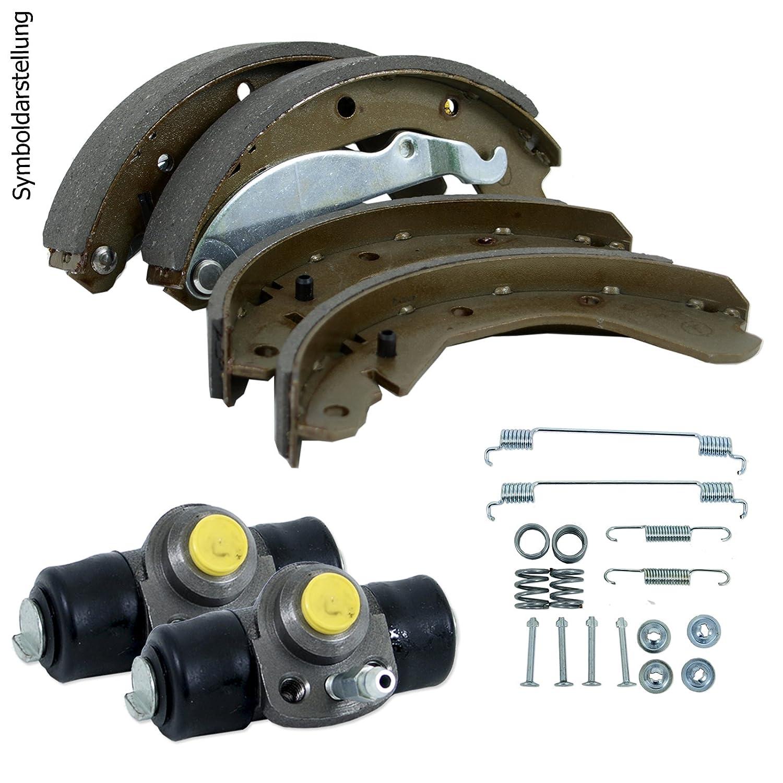Montagesatz Set Bremsbacken Radbremszylinder