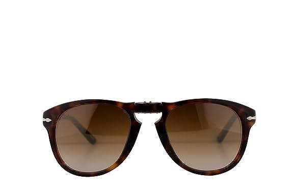 Amazon.com: Persol PO0714S - Gafas de sol plegables con ...