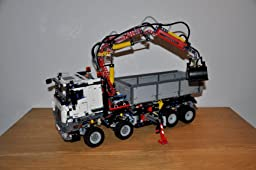 lego technic 42043 mercedes benz arocs 3245. Black Bedroom Furniture Sets. Home Design Ideas