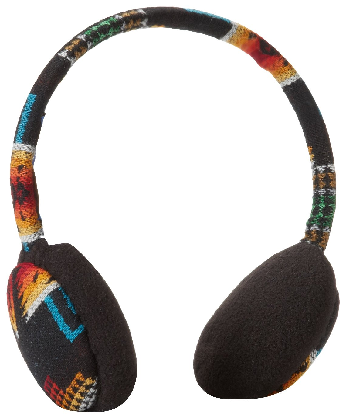 Pendleton Men's Earmuff, Black Mini, One Size