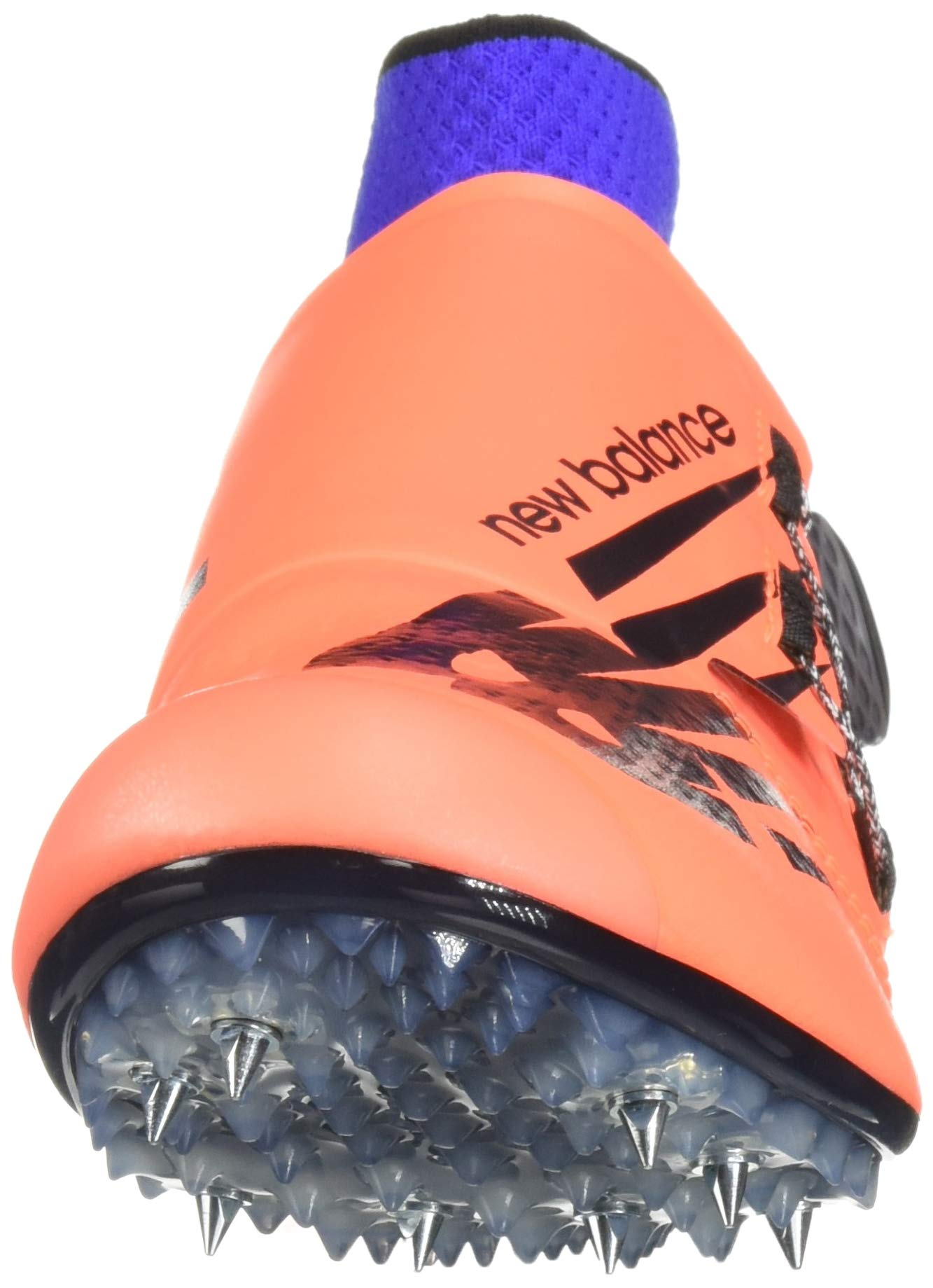 New Balance Men's Sigma Harmony Vazee Track Shoe Dark Mango/uv Blue 5 D US by New Balance (Image #4)