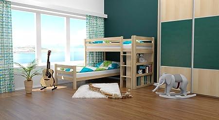 Etagenbett Spielbett : Tunnel pferde lila für hochbett spielbett und etagenbett rakuten