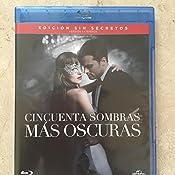 Cincuenta Sombras Más Oscuras [Blu-ray]: Amazon.es: Dakota Johnson ...