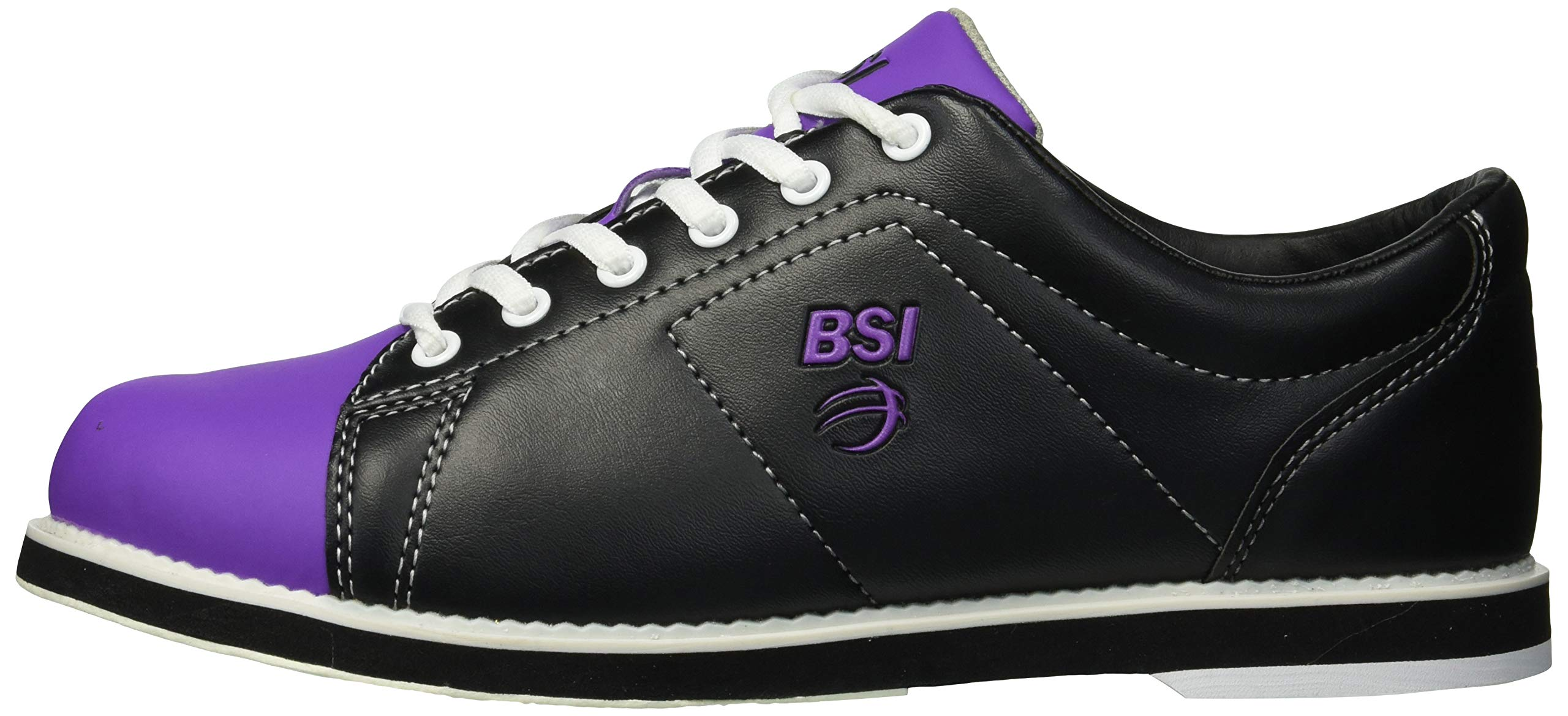 BSI 654 Women's Classic #654, Black/Purple, 7.0 by BSI (Image #5)