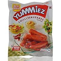 Yummiez Chicken Chilly Sausage Pouch, 250 g