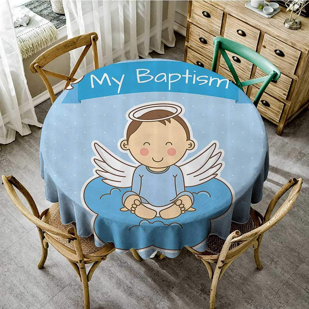 Amazon Com Dust Proof Table Cover Baptism Decorations