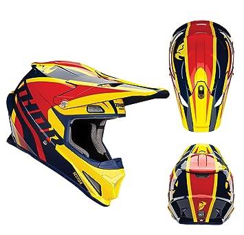 Casco de motocross Thor Sector Ricochet, casco de enduro y motocross