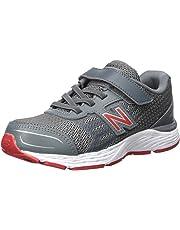 33896779d2a97 New Balance Kids' 680V5 Hook and Loop Running Shoe