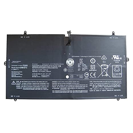 Amazon.com: BOWEIRUI Replacement Laptop Battery for Lenovo ...