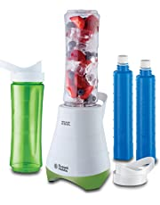 Russell Hobbs Mix & Go Cool 21350-56 - Mini batidora