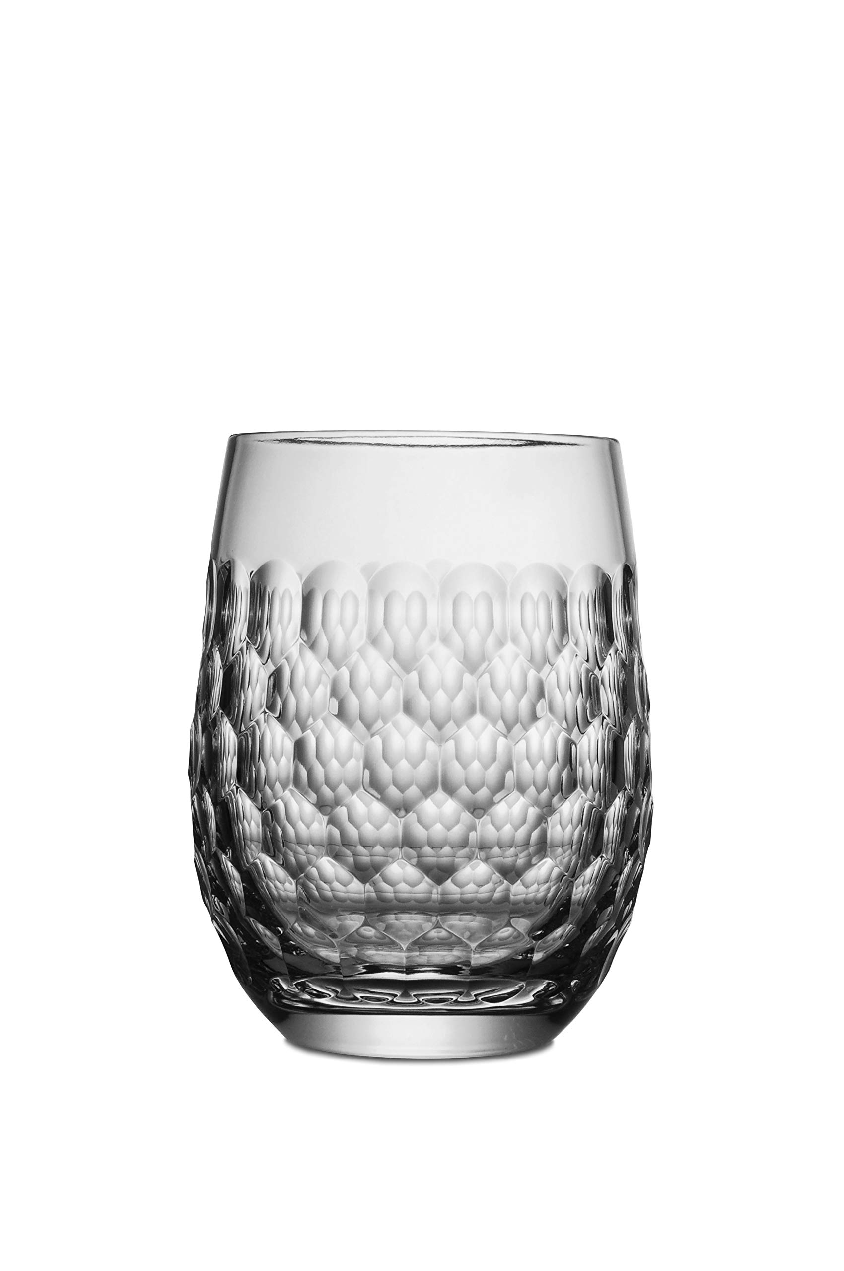 Crystaljulia 06719 Juice Glass Lead Crystal Clear