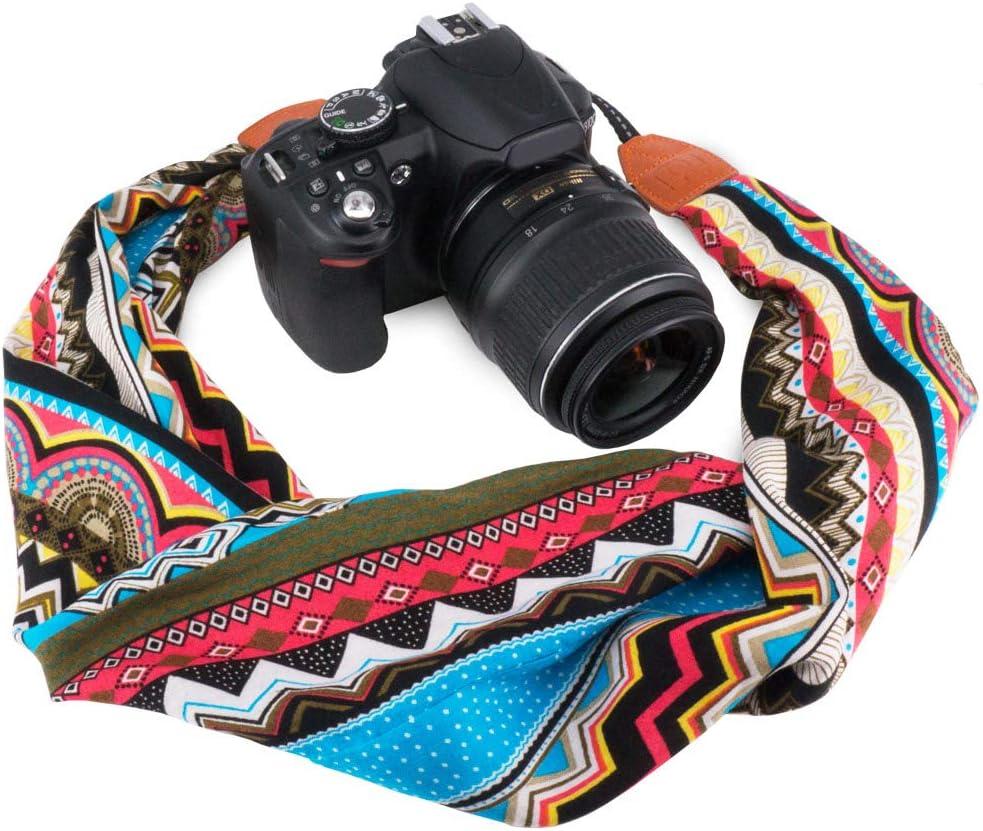1.5 Camera Strap  adjustable DSLR Binoculars Fuji Nikon Sony ETC Vintage Camera strap Canon,