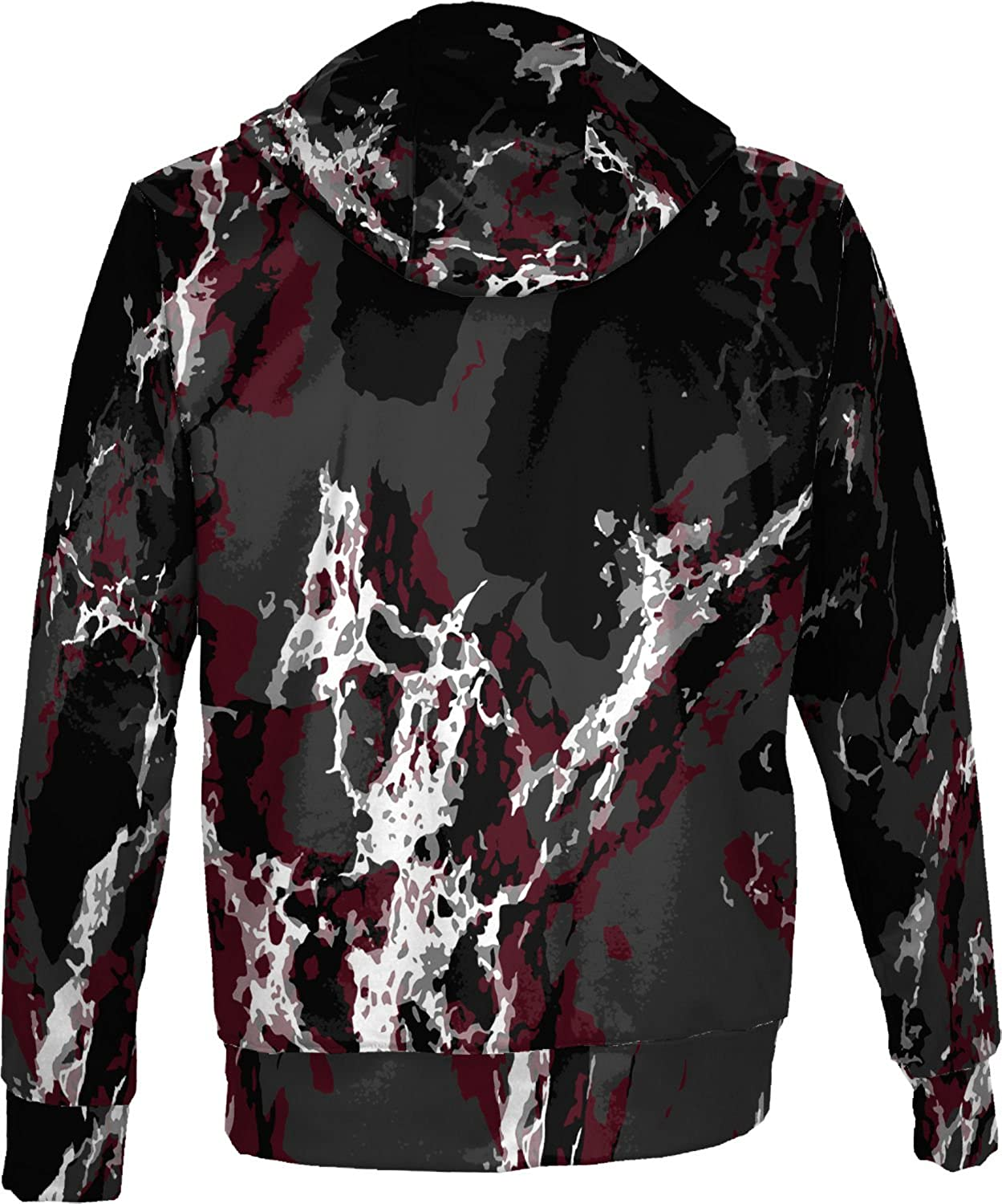 ProSphere University of West Alabama Boys Fullzip Hoodie Marble