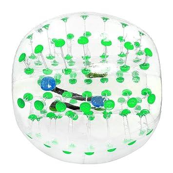 Inflable Bumper Bubble Balls Body Zorb Play Ball Fútbol Bumper Football: Amazon.es: Deportes y aire libre