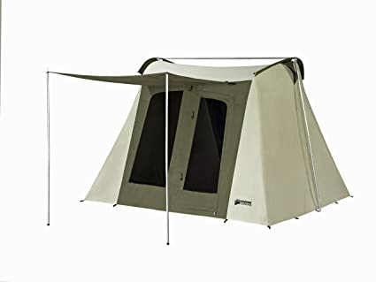 Kodiak Canvas Flex-Bow 6-Person Canvas Tent Deluxe  sc 1 st  Amazon.com & Amazon.com : Kodiak Canvas Flex-Bow 6-Person Canvas Tent Deluxe ...