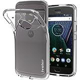 Funda Motorola Moto G5 Plus, iVoler Ultra Transparente Lenovo / Motorola Moto G5 Plus Carcasa Funda Suave Flexible Extremadamente Delgada piel Resistente a los Arañazos silicona TPU protectora para Lenovo / Motorola Moto G5 Plus