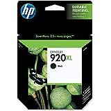 HP CD975AN#140  920XL Black High Yield Original Ink Cartridge (CD975AN)