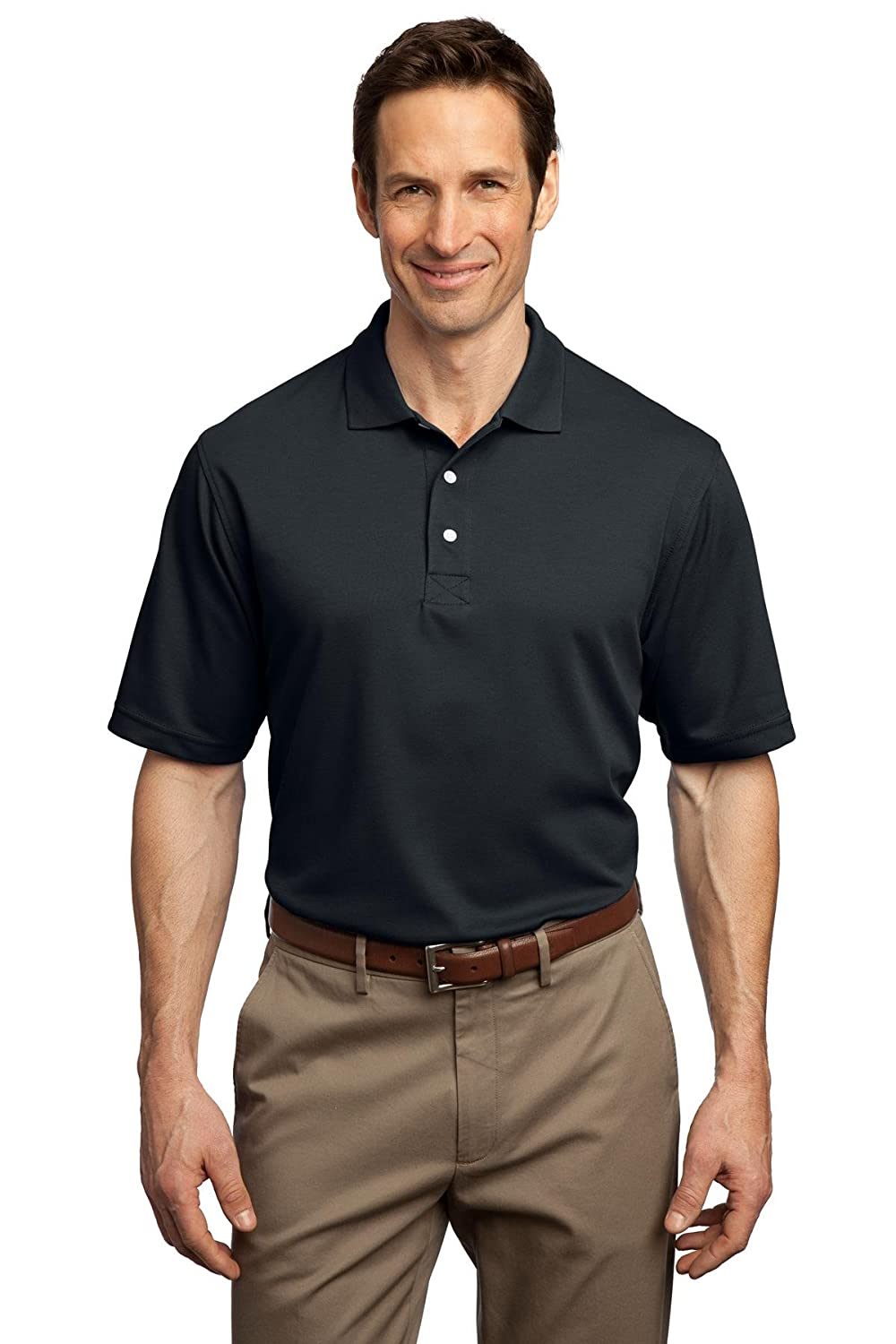 Port Authority Rapid Dry Polo Shirt, Red