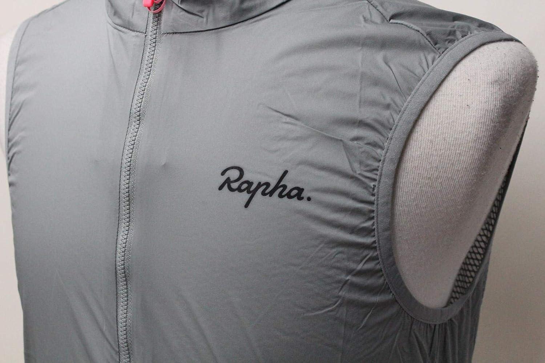 Rapha Mens Gilet Archive Pro Team Lightweight Cycling Gilet Grey Small BNWT