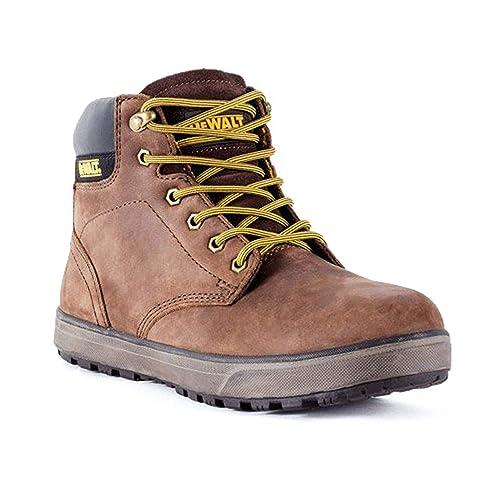 b7499d9aabc Dewalt Men's Plasma Steel Toe Work Boot, Style NO. DXWP10007: Amazon ...