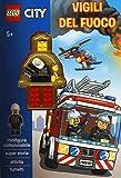 Vigili del fuoco. Lego City. Ediz. illustrata. Con gadget