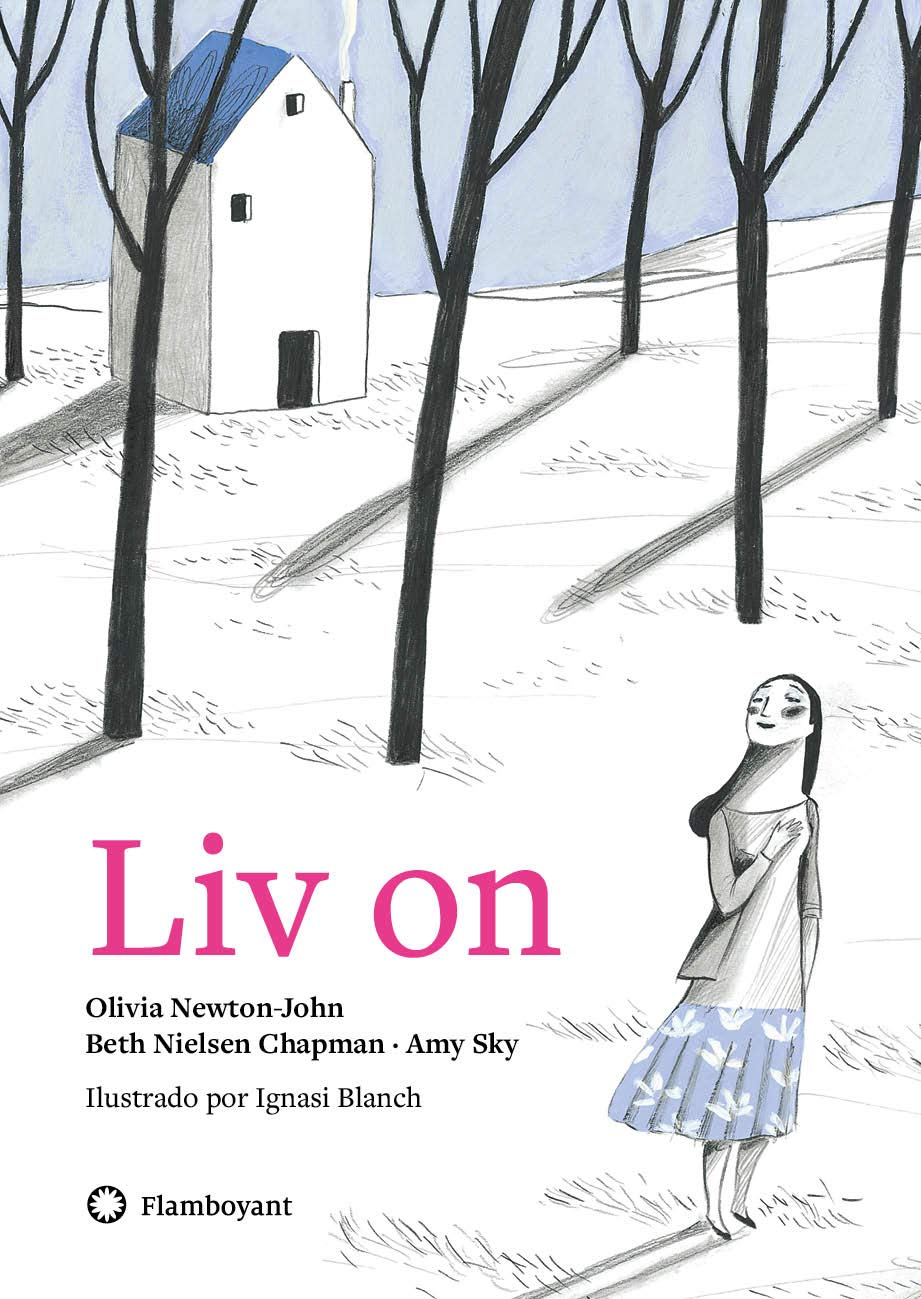 Liv On Spanish And English Edition Newton John Olivia Sky Amy Nielsen Chapman Beth Blanch Ignasi Barahona Lucía Newton John Olivia Blanch Ignasi 9788494783593 Books