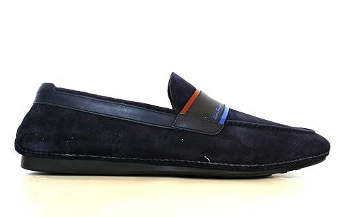 Salvatore Ferragamo - Mocasines para hombre azul turquesa azul Size: 41: Amazon.es: Zapatos y complementos