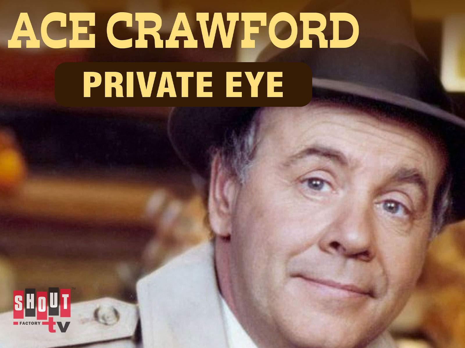 Ace Crawford, Private Eye - Season 1