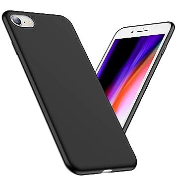 Joyguard Funda iPhone 6S, Funda iPhone 6, Carcasa iPhone 6/6S, Ultra Fina TPU Anti-Arañazos Gota Protección Silicona Cover Duradera y Flexible para ...