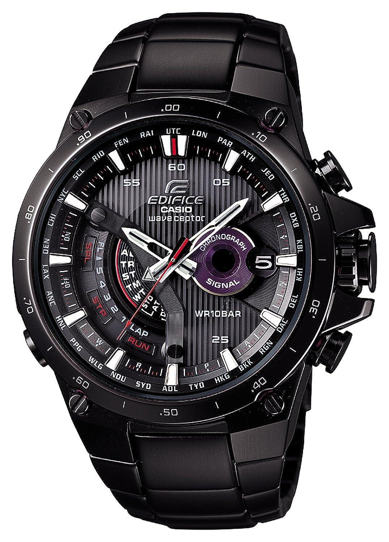 [カシオ]CASIO 腕時計 EDIFICE エディフィス タフソーラー 電波時計 MULTIBAND 6 EQW-A1000DC-1AJF メンズ B005EJGOKC